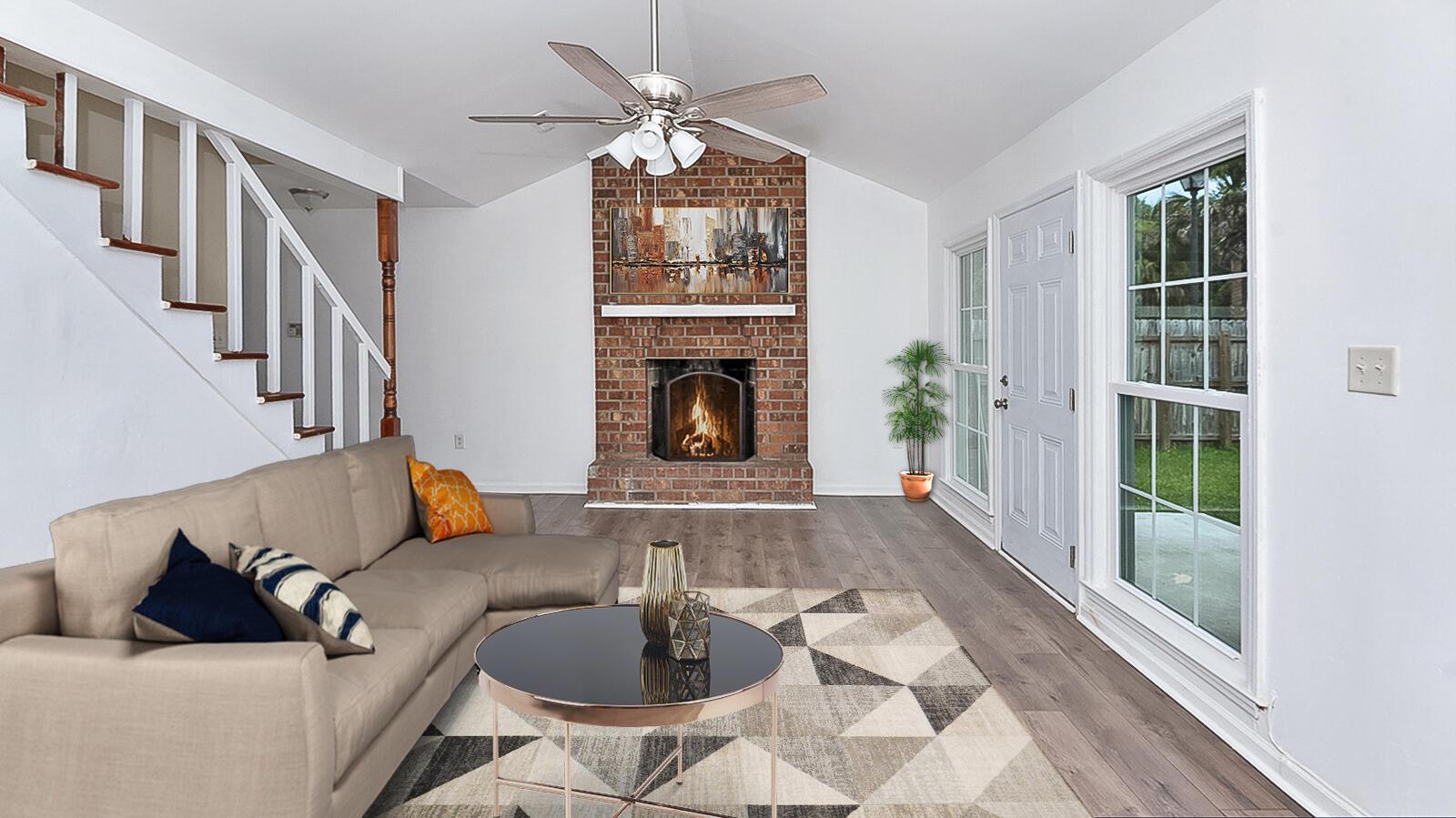 Ashley Villas Homes For Sale - 4315 Briarstone, North Charleston, SC - 8