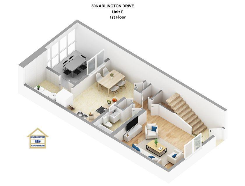 The Savannah Homes For Sale - 506 Arlington, Charleston, SC - 12