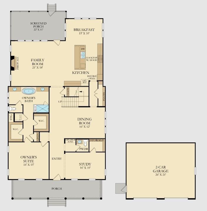 Carolina Park Homes For Sale - 3649 Clambank, Mount Pleasant, SC - 7