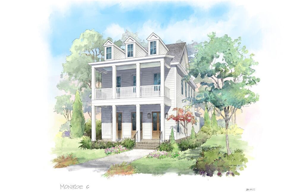 Avenue of Oaks Homes For Sale - 1027 Avenue Of Oaks, Charleston, SC - 0