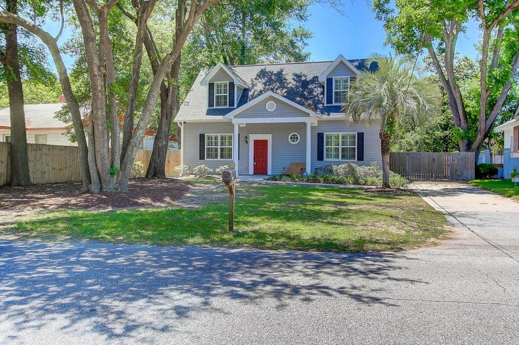 173 Plymouth Avenue, Charleston, 29412, 3 Bedrooms Bedrooms, ,3 BathroomsBathrooms,Residential,For Sale,Plymouth,21024482