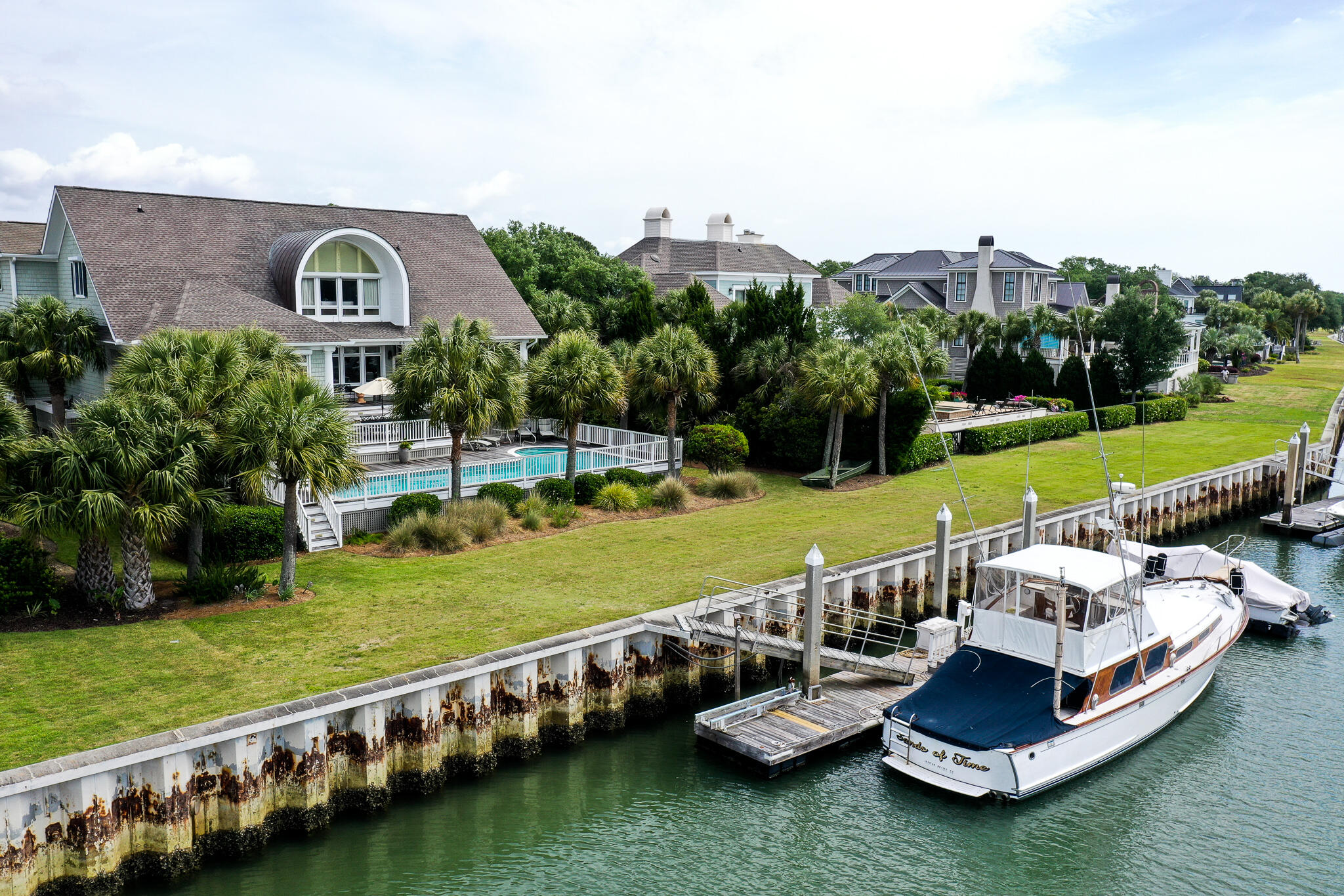 42 Waterway Island Drive Drive Isle of Palms $4,250,000.00