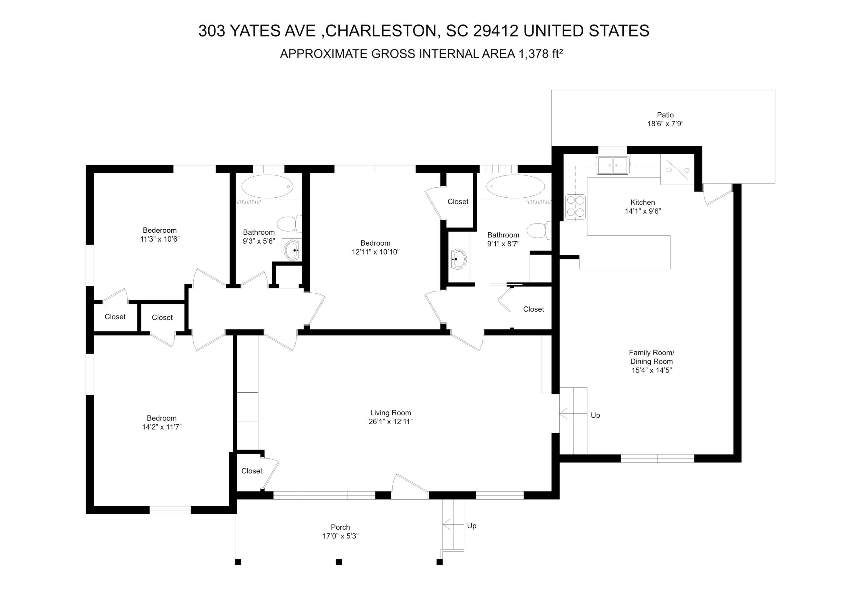 Riverland Terrace Homes For Sale - 303 Yates, Charleston, SC - 38