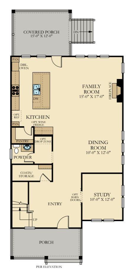 Carolina Park Homes For Sale - 1803 Agate Bay, Mount Pleasant, SC - 13