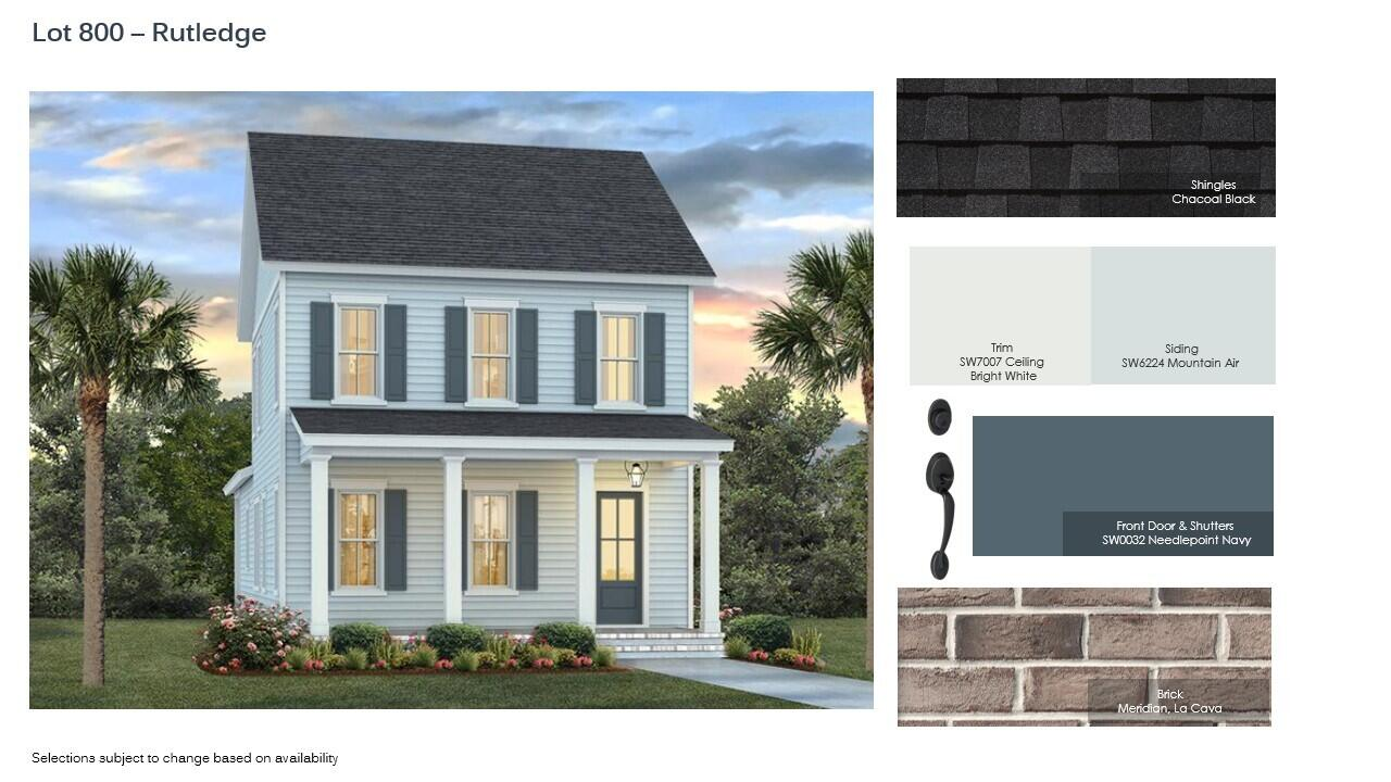 Charleston Address - MLS Number: 21025653