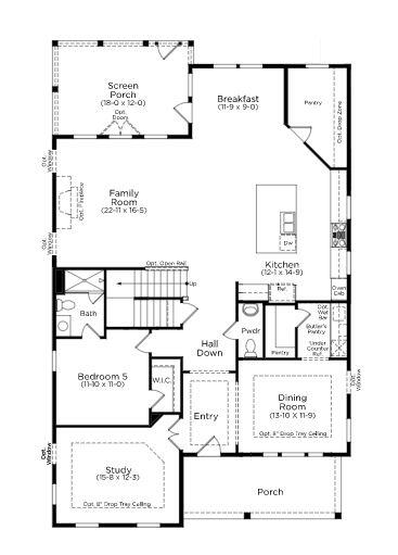The Enclave at Stratton Place Homes For Sale - 1436 Sheepshead, Mount Pleasant, SC - 11