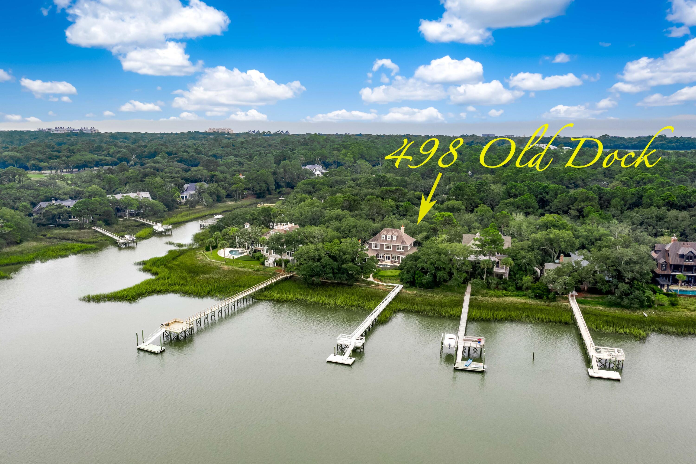 Kiawah Island Homes For Sale - 498 Old Dock, Kiawah Island, SC - 13