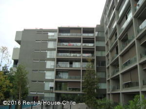 Departamento En Arriendo En Santiago, Las Condes, Chile, CL RAH: 15-163