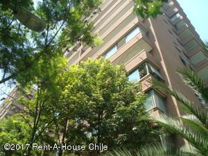 Departamento En Arriendo En Santiago, Las Condes, Chile, CL RAH: 17-11