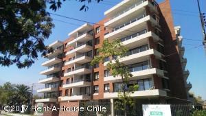 Departamento En Arriendo En Santiago, Vitacura, Chile, CL RAH: 17-19