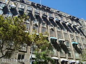 Edificio En Arriendoen Santiago, Santiago Centro, Chile, CL RAH: 17-30