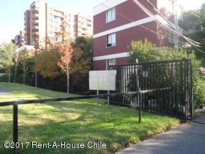 Departamento En Venta En Santiago, Providencia, Chile, CL RAH: 17-48