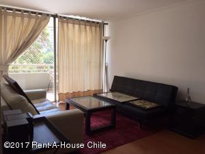 Departamento En Arriendo En Santiago, Las Condes, Chile, CL RAH: 17-72