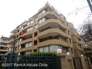 Departamento En Arriendo En Santiago, Providencia, Chile, CL RAH: 17-81