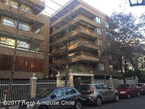 Departamento En Arriendo En Santiago, Providencia, Chile, CL RAH: 17-88