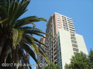 Departamento En Arriendo En Santiago, Santiago Centro, Chile, CL RAH: 17-106