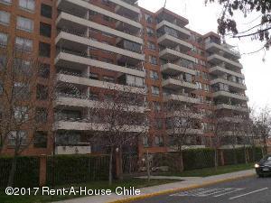 Departamento En Arriendoen Santiago, Las Condes, Chile, CL RAH: 17-177