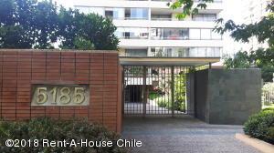 Departamento En Arriendoen Santiago, Las Condes, Chile, CL RAH: 18-12