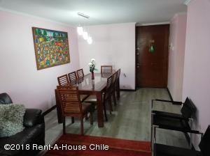 EN CHILE: Departamento En Venta En Nunoa Código FLEX: 18-156  No.5