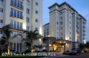 Apartamento En Alquiler En Escazu, Escazu, Costa Rica, CR RAH: 15-4