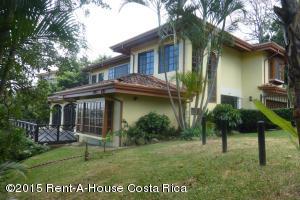 Casa En Alquiler En Escazu, Escazu, Costa Rica, CR RAH: 15-24