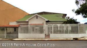Casa En Venta En San Jose Centro, San Jose, Costa Rica, CR RAH: 15-97