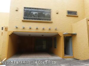 Casa En Alquiler En Guachipelin, Escazu, Costa Rica, CR RAH: 15-212