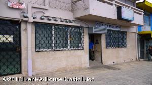 Edificio En Alquiler En San Jose Centro, San Jose, Costa Rica, CR RAH: 15-404