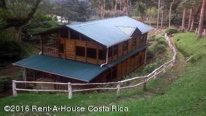 Casa En Venta En San Jose, Dota, Costa Rica, CR RAH: 16-1