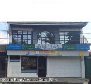 Edificio En Alquiler En Alajuela, Alajuela, Costa Rica, CR RAH: 16-236