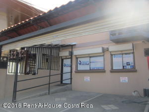 Local Comercial En Alquiler En San Francisco De Heredia, Heredia, Costa Rica, CR RAH: 16-135