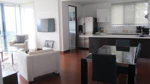 Apartamento En Alquiler En Escazu, Escazu, Costa Rica, CR RAH: 16-532