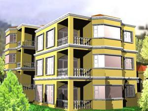 Apartamento En Alquiler En Altos Paloma, Santa Ana, Costa Rica, CR RAH: 16-59