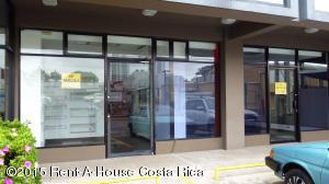 Local Comercial En Alquiler En San Jose Centro, San Jose, Costa Rica, CR RAH: 16-577