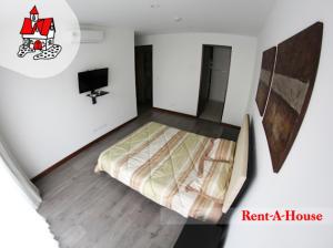 Apartamento En Alquiler En Escazu, Escazu, Costa Rica, CR RAH: 16-814
