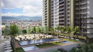 Apartamento En Venta En San Jose, San Jose, Costa Rica, CR RAH: 17-299