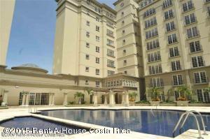 Apartamento En Alquileren Escazu, Escazu, Costa Rica, CR RAH: 17-1016