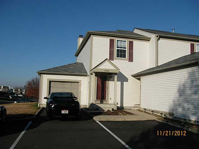 Photo of home for sale at 7442 Call Road, Blacklick OH