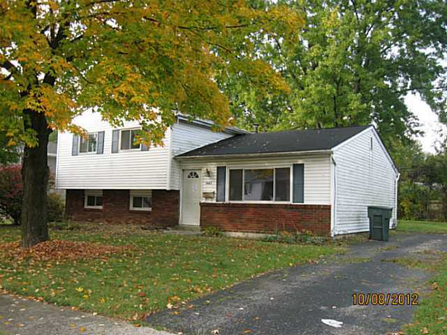 Photo of home for sale at 1907 Alsace Road, Columbus OH