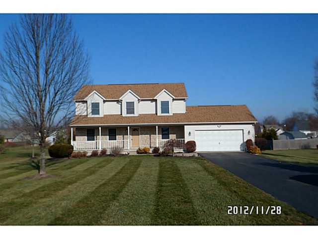 Photo of home for sale at 46 Roland Court, Pataskala OH