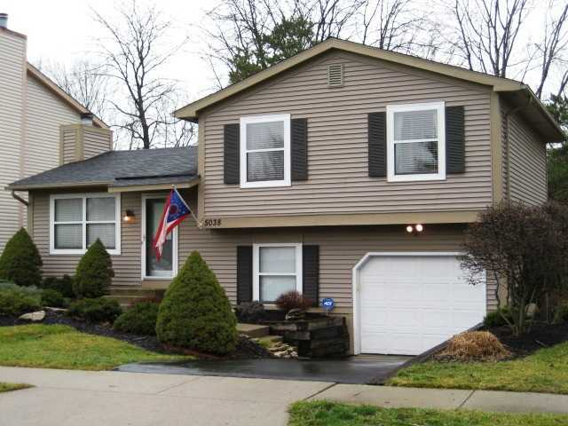 Photo of home for sale at 5038 Shannonbrook Drive, Columbus OH