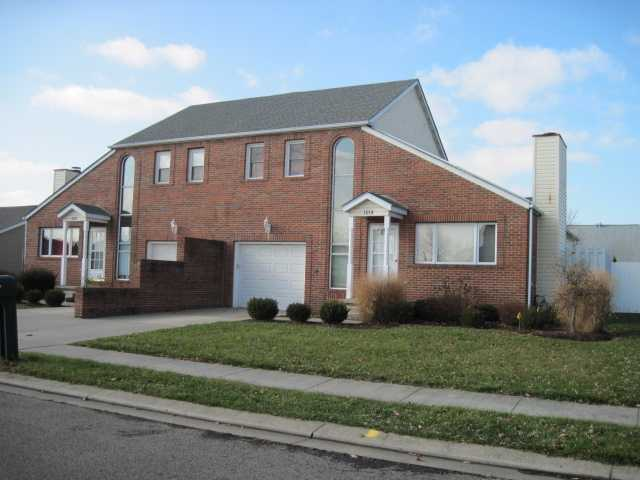 Photo of home for sale at 1013-1015 Empire Drive, Newark OH