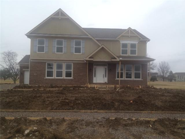 Photo of home for sale at 158 Kitdare Drive, Delaware OH