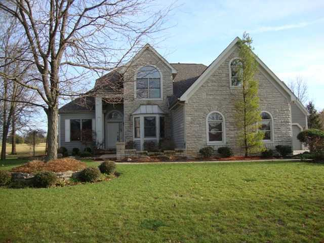 Photo of home for sale at 1074 Bayboro Drive, New Albany OH