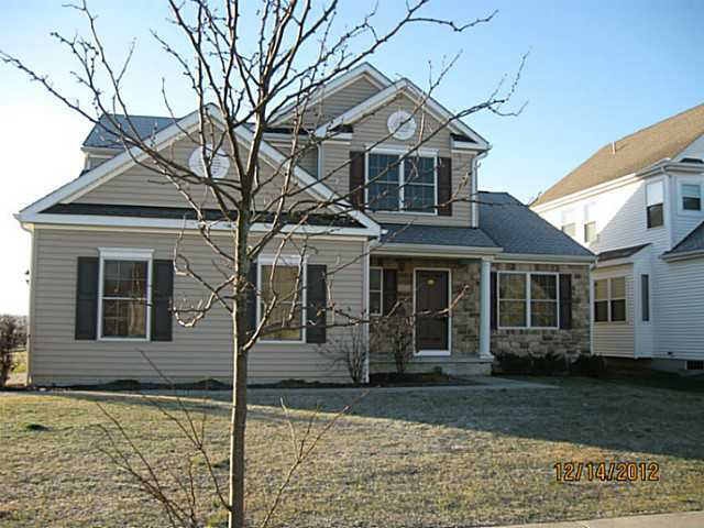Photo of home for sale at 8701 Maisch Street, Blacklick OH