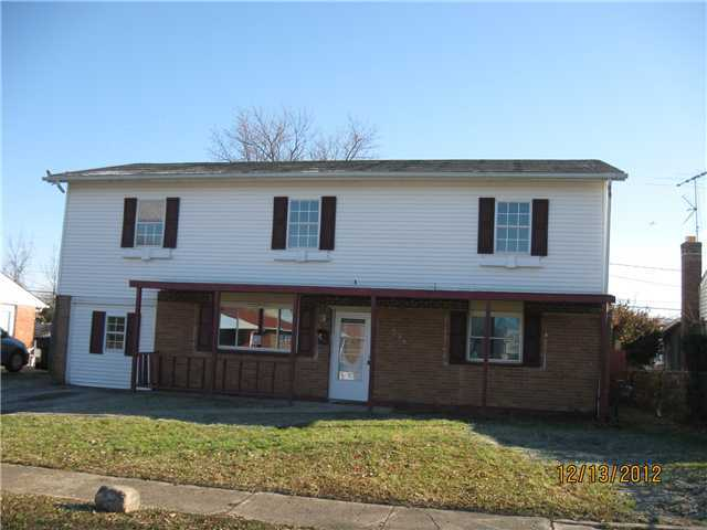 Photo of home for sale at 1598 Marina Drive, Columbus OH