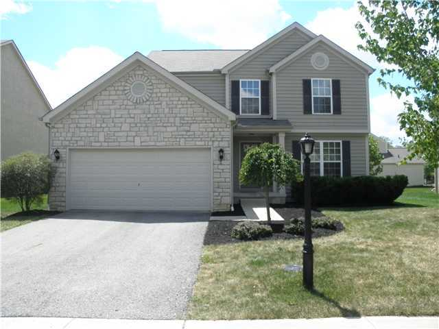 Photo of home for sale at 207 Wagon Trail N, Powell OH