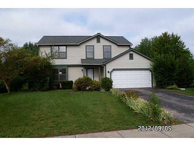 Photo of home for sale at 9449 Winners Circle, Pickerington OH
