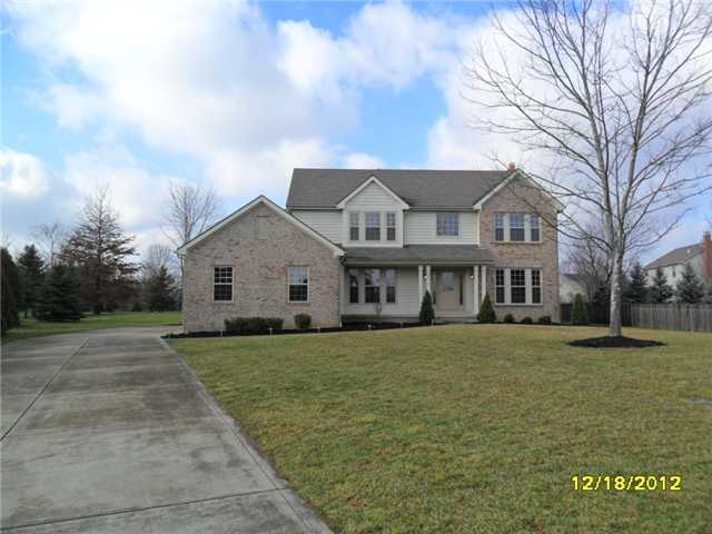 Photo of home for sale at 4574 Mariners Landing, Lewis Center OH