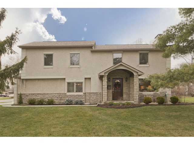 Photo of home for sale at 2176 Zollinger Road, Columbus OH